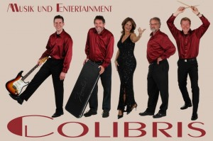 "die Live-Band ""Colibris"""