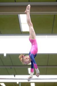 Kristina Iltner im Wettkampf (Foto: Bernhard Schwall)