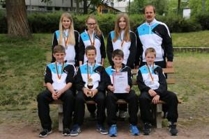 Schüler Mixed 11 -14 Jahre Foto: Stephan Kästner