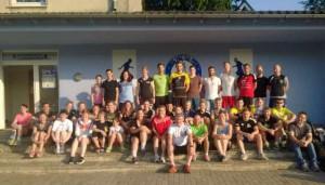 Sportabzeichentag der SG Handball Detmold (Foto: Ralf Volk)