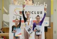 Deutsche Jugendmeisterschaften 2016, Mehrkampf (AK 14/15), Kristina Iltner (GER), Kim Ruoff (GER), Lisa Schöniger (GER)