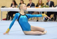 Pre Olympic Youth Cup 2016, AK13+ Wettkampf 1, Kristina Iltner (GER)