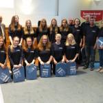 Die Oberliga Handballerinnen
