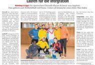 Sport mit Geflüchteten (LZ vom 27.12.16)