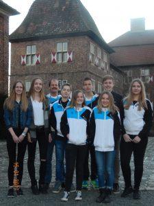 Das erfolgreiche Team (Foto:Stephan Kästner)